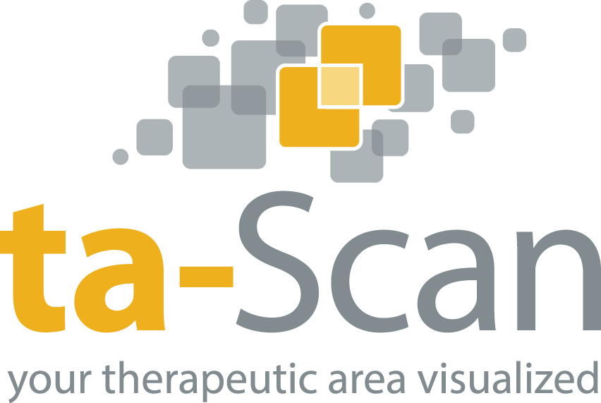 ta-Scan logo vector